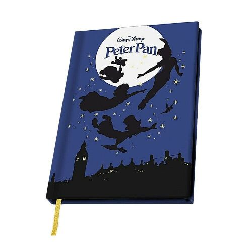 Disney Classic Peter Pan Fly A5 Notebook Note Pad